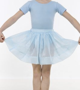 Tappers and Pointers RAD voile skirt