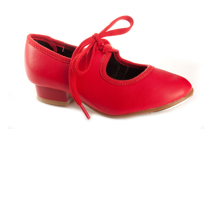 Tappers And Pointers Shoe Size Guide