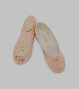 Bloch Prolite II Canvas ballet shoes