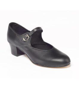 Character Shoe Cuban Heel Buckle Bar