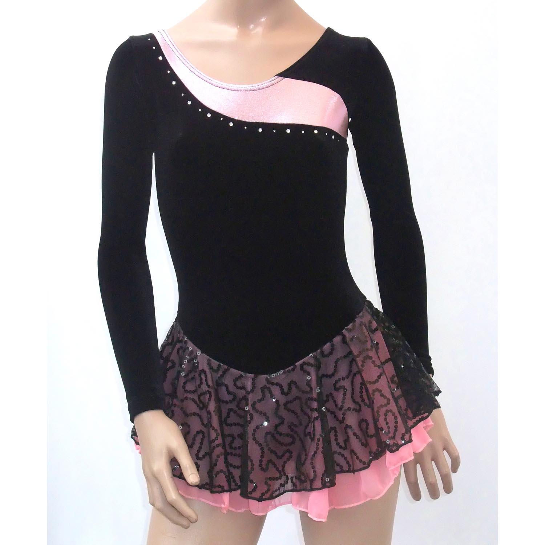 Ally Skating Dress Dancewear Universe
