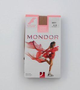 Mondor Footed Practice Skating Tights
