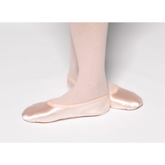 Tappers and Pointers satin ballet shoes