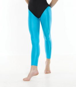 Tappers and Pointers Footless Tights