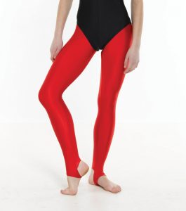 Tappers and Pointers Stirrup Tights