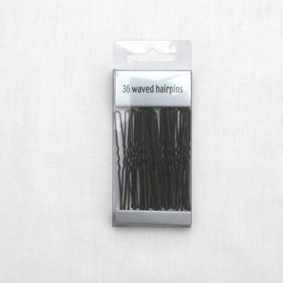 Waved Hairpins