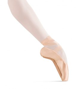 Bloch Demi Pointe Ballet Shoes