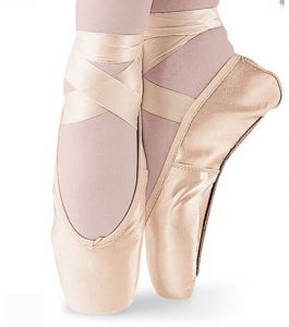 Bloch Suprima Ballet Pointe Shoes