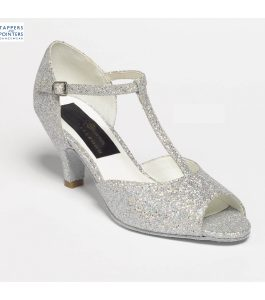 Chloe Ballroom Shoe 2.5 inch Slim Heel