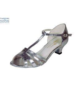 Elena Ballroom Shoe 1.5 inch Spanish Heel