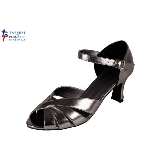 Grace Ballroom Shoe 2.5 inch Flared Heel