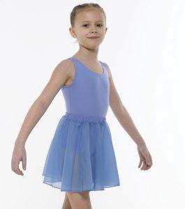 ISTD Chiffon Circular Skirt