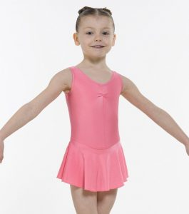 ISTD Junior Skirted Leotard