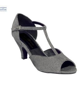 Jasmine Ballroom Shoe 2.5 inch Slim Heel