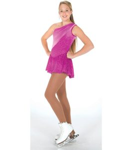 Jerrys 659 Orchid Cosmic Skating Dress front