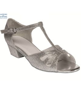 "Millie Junior Ballroom Shoes 1.2"" Heel"