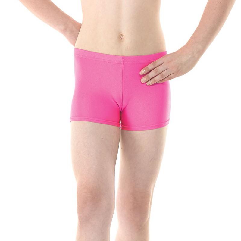 Nylon Lycra Shorts 14