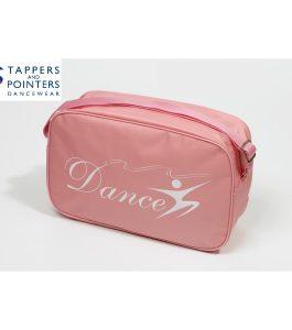 Shoulder Pink Dancer & Ribbon Dance Bag