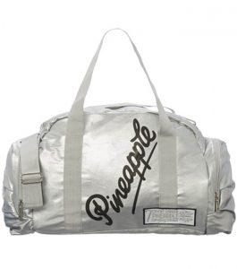 Silver Pineapple Dance Bag