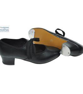 Cuban Heel Tap Shoes with Heel & Toe Taps