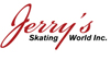 Jerry's Logo Red