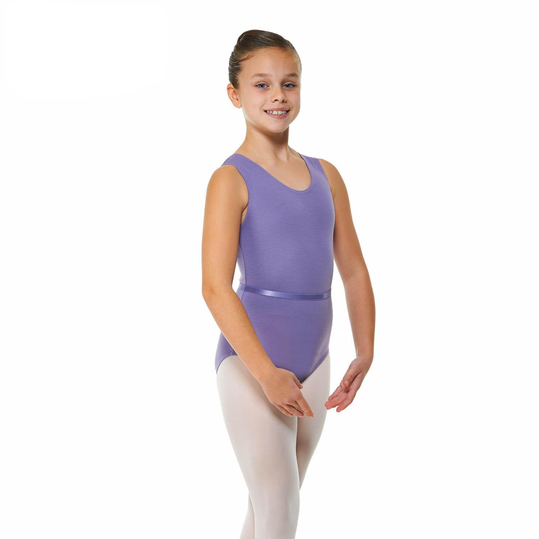 50be5bd18dcd Regulation Sleeveless Plain Front Leotard - Dancewear Universe