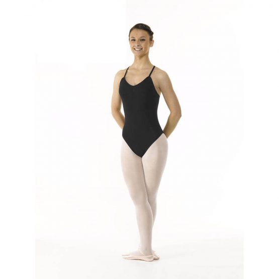 Camisole Leotard Ruched Front (Cot 6)