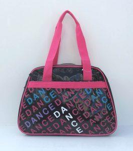 Capezio Dance Bowling Bag front