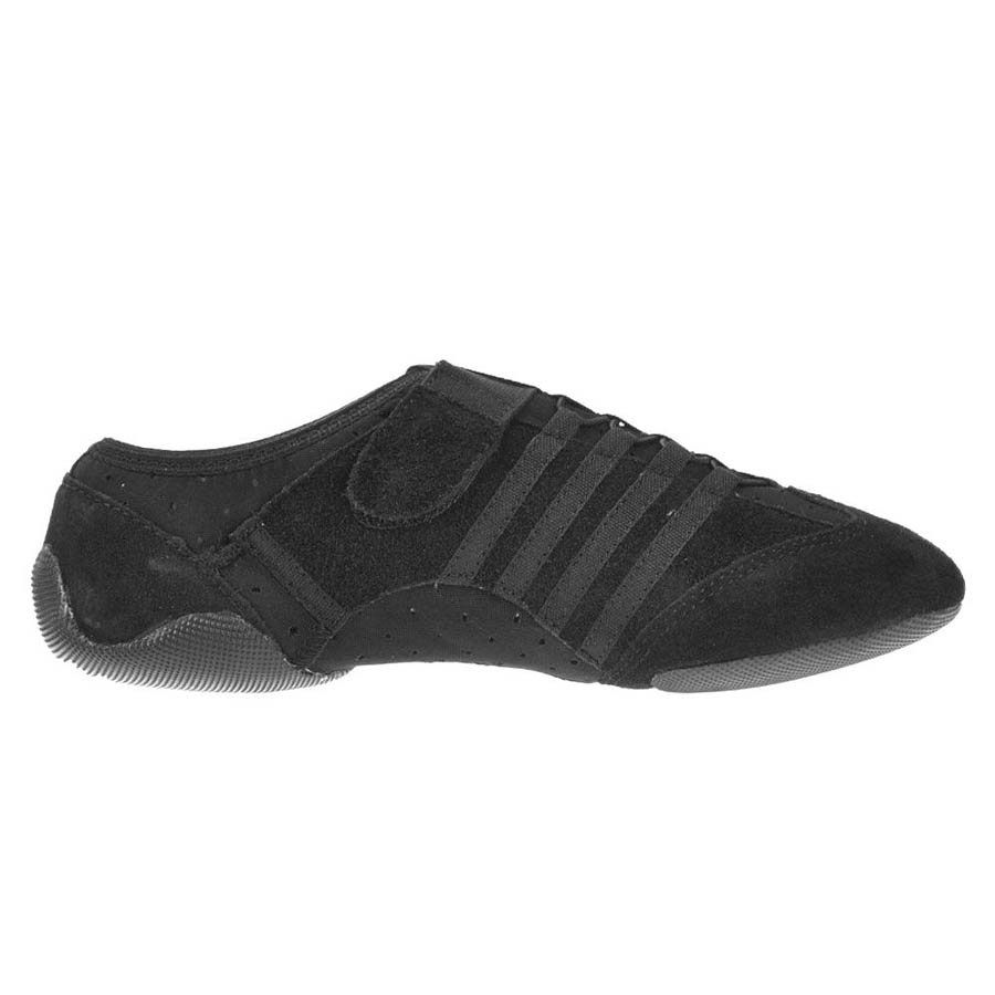 Capezio Negro PP15 JAG Sneaker 4 UK 7 US X9txdoM