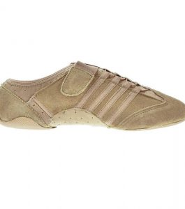 Capezio PP15 JAG Jazz Sneaker Tan Split EVA Sole