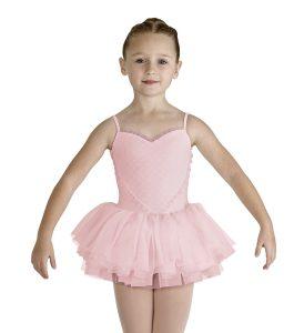 Bloch Tu Tu CL8168 Ballet Pink front