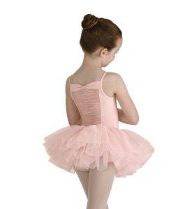 Bloch Tu Tu LD168CK Ballet Pink back
