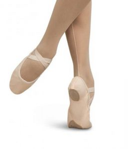Capezio Sculpture ll Split Sole Ballet Shoes