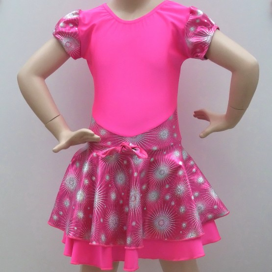 Sophie Dance Dress Lipstick fromt
