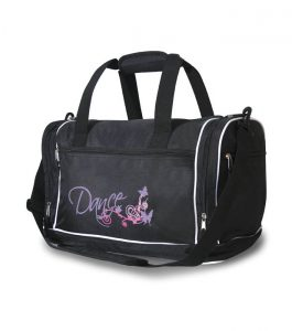 Roch Valley Dance Holdall Black