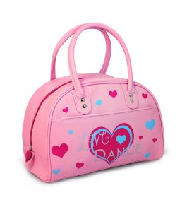 Roch Valley Retro Love Dance Bag Pink