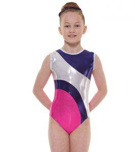 8e8d0c6ae Gymnastics Leotards for Girls - Sleeveless