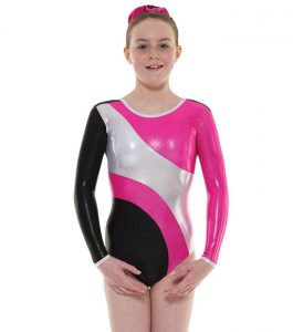 dae0fd377c26 Gymnastics Leotards for Girls - Sleeveless