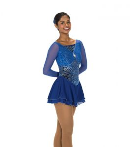 Jerrys 210 Ocean Royal Skating Dress Front