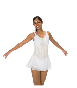 Jerrys 220 Winteresque Skating Dress Front