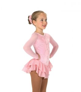 Jerrys 15 In the Loop Skating Dress Pink Front