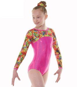 2d83b260f7f4 Gymnastics Leotards for Girls - Sleeveless