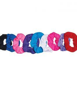 Nylon Lycra Scrunchies