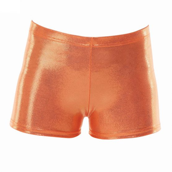 Tappers & Pointers Amber Shine Micro Shorts