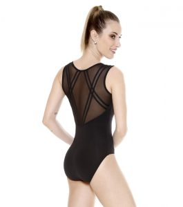 So Danca RDE-1647 Leotard back