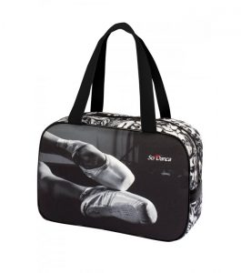 So Danca Canvas Dance Bag BG-653