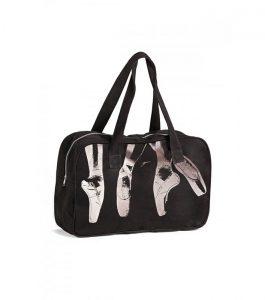 So Danca Dance Bag with Pointe Shoe Motif