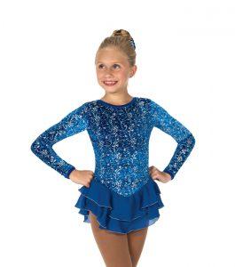 Bow Blue Dress