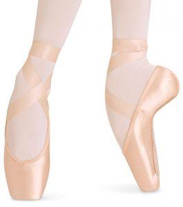 Balance European Pointe Shoe