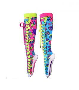 Madmia Candyland Sock